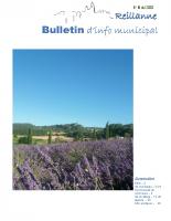 Bulletin municipal juin 2020